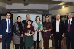 Росен Иванов беше официален гост при откриването на изложба, посветена на донорството