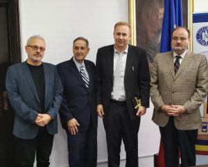 Росен Иванов се срещна с изпълнителния директор на Национална агенция за трансплантация на Румъния д-р Раду Замфир