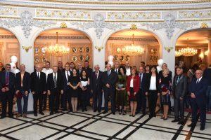 """Изпълнителна агенция """"Медицински надзор"""" и Министерство на здравеопазването връчиха първите Годишни отличия за принос към донорството и трансплантациията"""