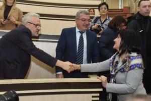 """На Бабинден Росен Иванов присъства на ритуала """"Измиване на ръце"""""""